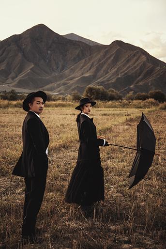西藏|致敬卓別林